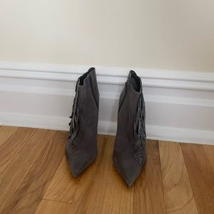 Authentic Chloe Ankle Boots